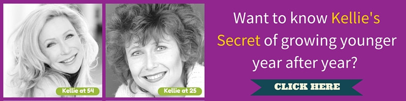 Kellie's Secret for Growing Younger Year After Year