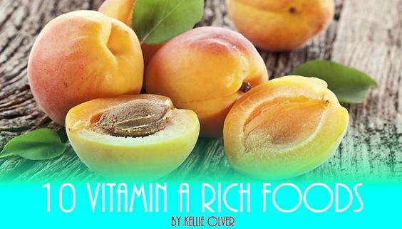 10 Vitamin A Rich Foods