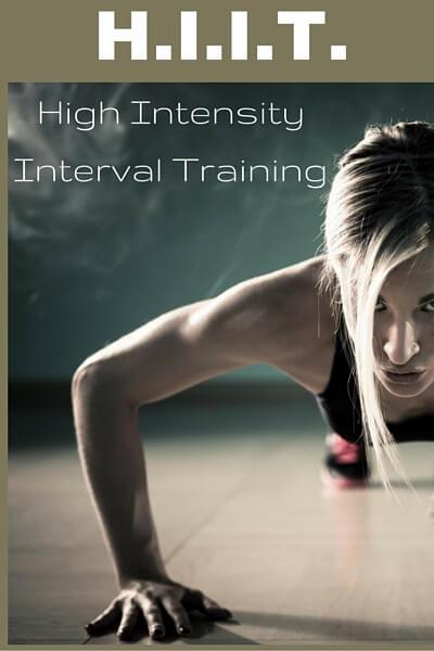 High Intensity Interval Training - Kellie Olver