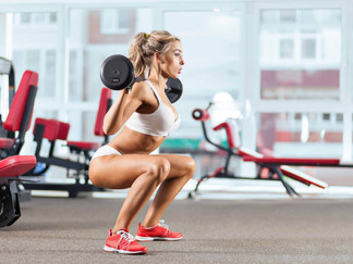 Dig Deep: Why Squats Make You Stronger*