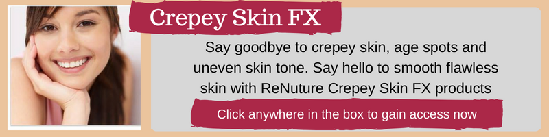Say Goodbye to Crepey Skin