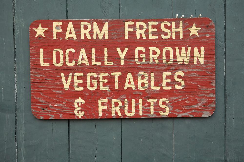 Be a stalker of farmers markets