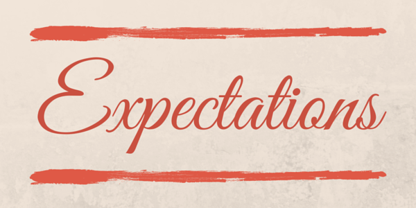 Expectations - Kellie Olver