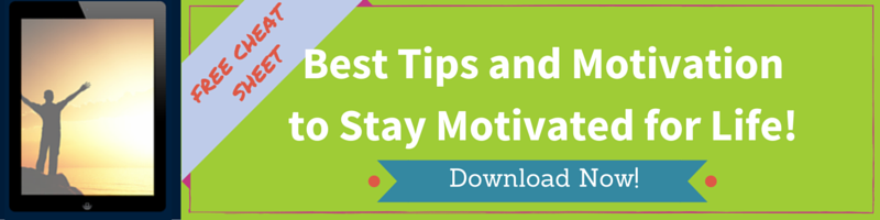 Stay Motivated for Life by Kellie Olver