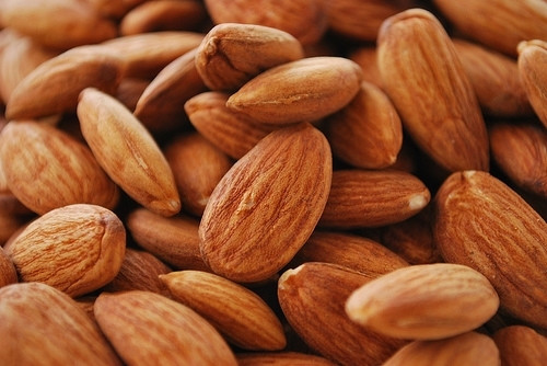Almonds by Kellie Olver