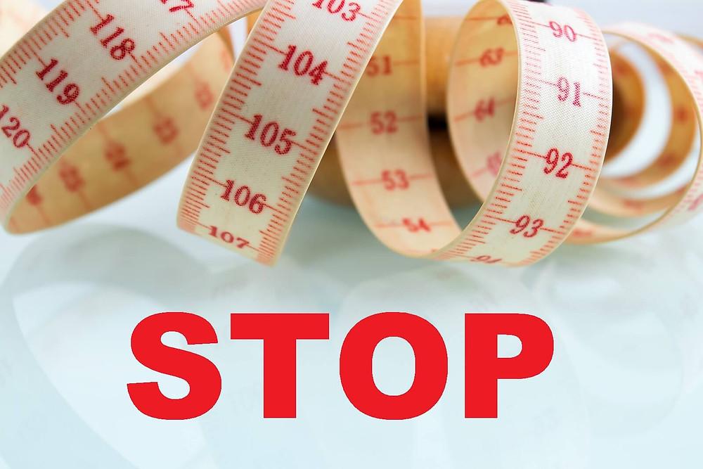 Stopping Yo-yo Dieting