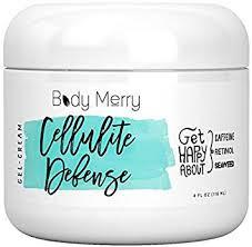 Body Merry Cellulite Defense Gel-Cream