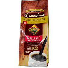 Tasty organic coffee substitute