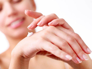 Anti-Aging Care For Your Hands - A Must!*