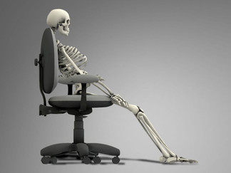 Beware the Chair - Why Sitting Can Kill You and What to Do About It*