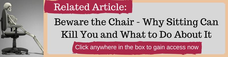 Beware the Chair Kellie Olver