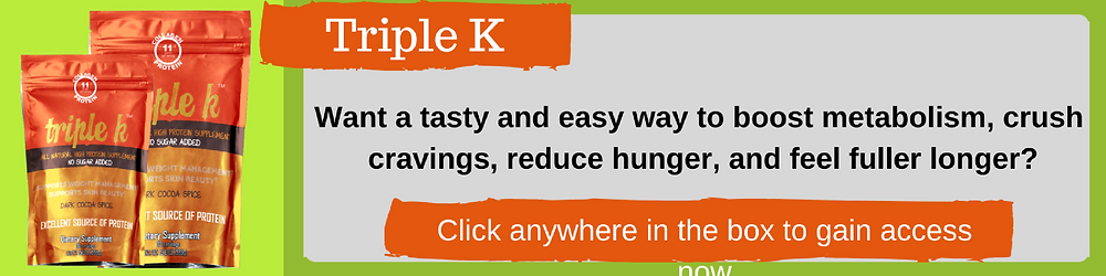 Triple K - Stimulant Free Metabolism Booster