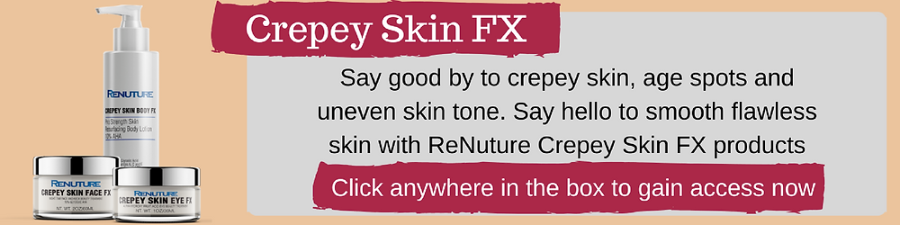 crepey skin Fix treatments