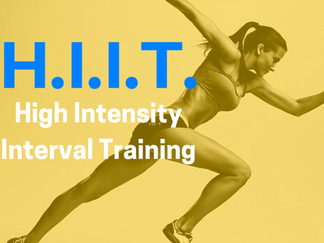 Why High Intensity Interval Training Stops Aging In Its Track*