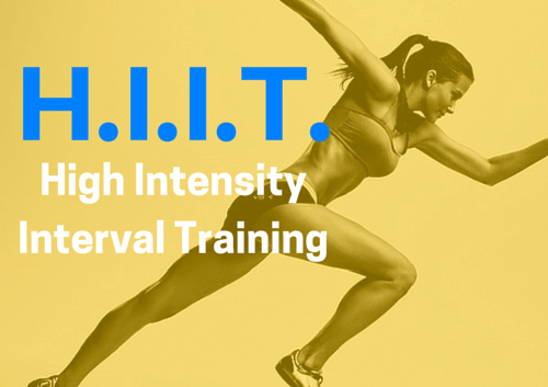 High Intensity Interval Training - Kellie Olver