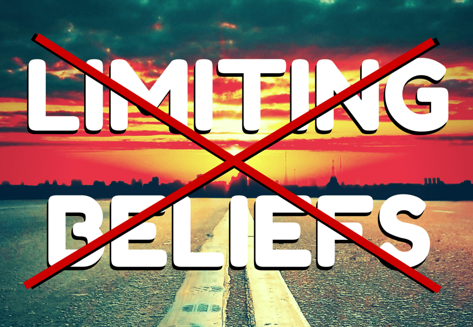 No Limiting Beliefs - Kellie Olver