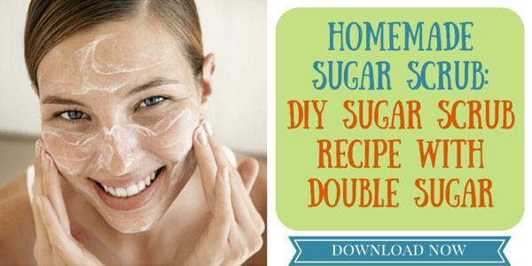 DIY sugar scrub recipe Download