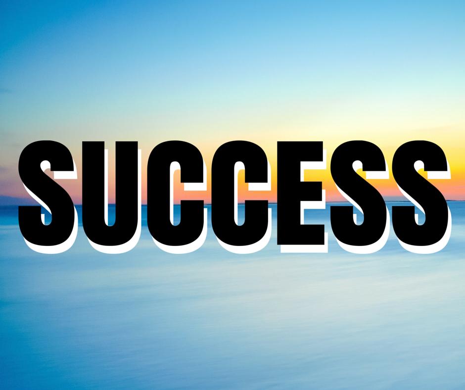 Success by Kellie Olver