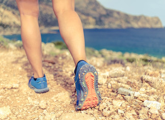 How to Burn More Calories When Walking*