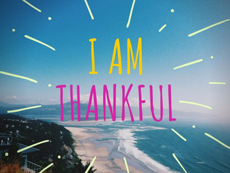 """Habits for Personal Development – The """"Thankfulness"""" Routine*"""