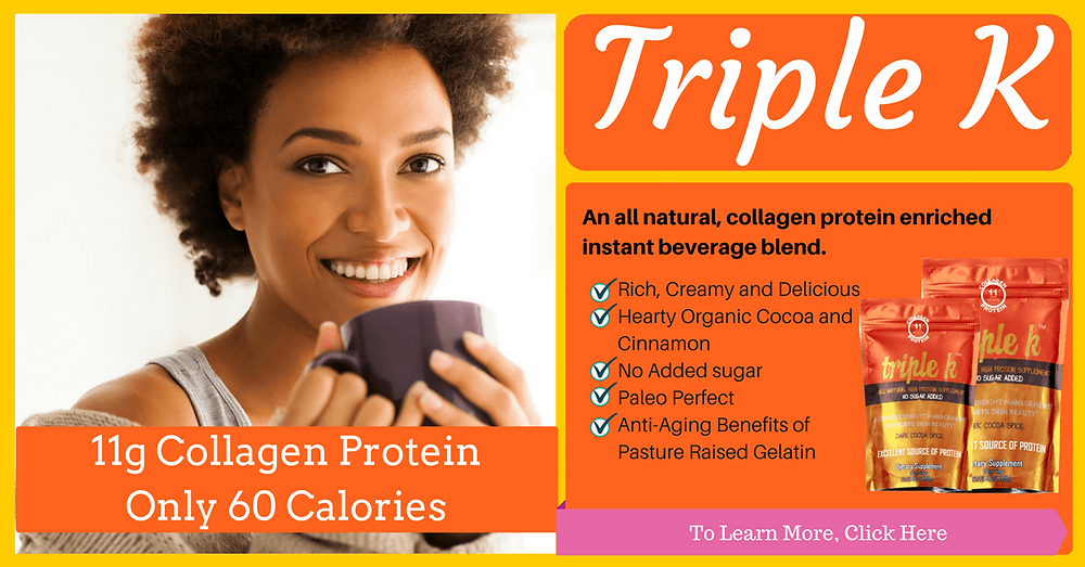 Triple K Collagen Protein by Kellie Olver