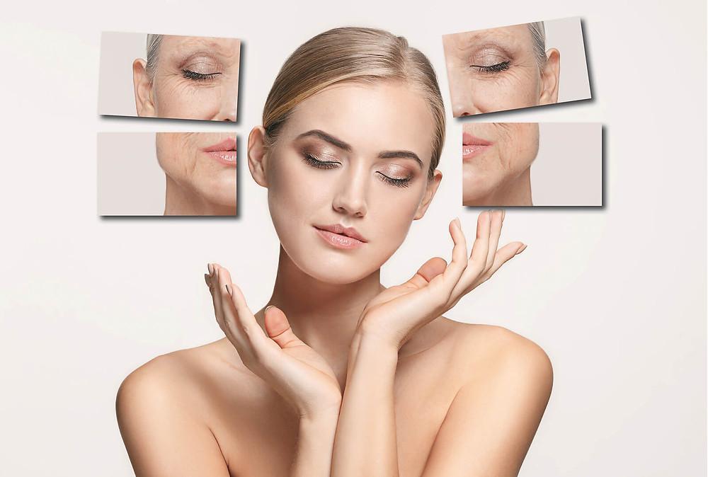 Aging process - Kellie Olver