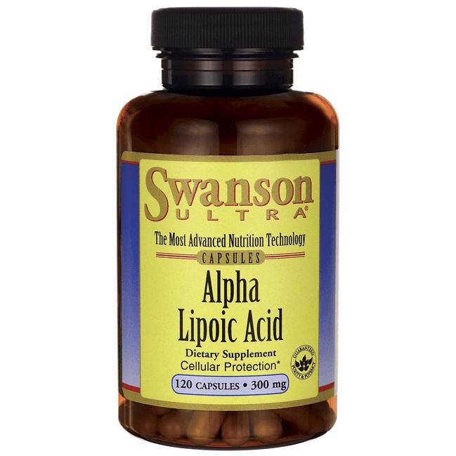 Swanson Alpha Lipoic Acid