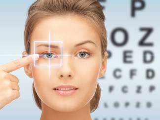 How to Improve Your Vision so You Can Put Down Your Glasses at Last!*