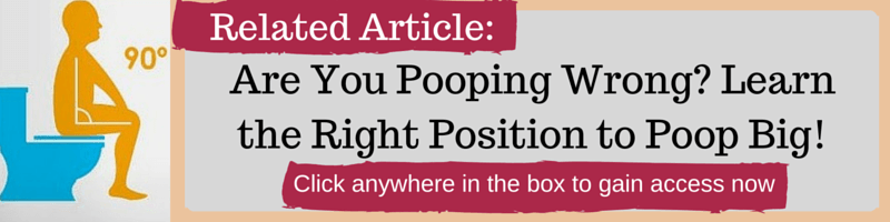 How to Poop Like A Champion by Kellie Olver