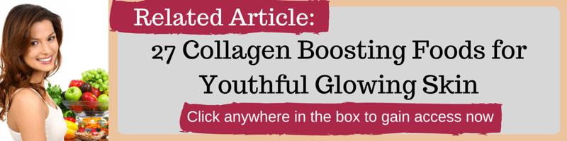 Collagen boosting foods for optimal health