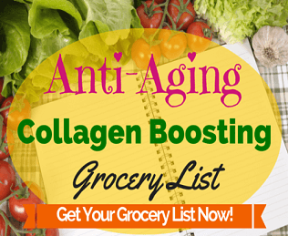 Anti-aging Collagen Boosting Grocery List