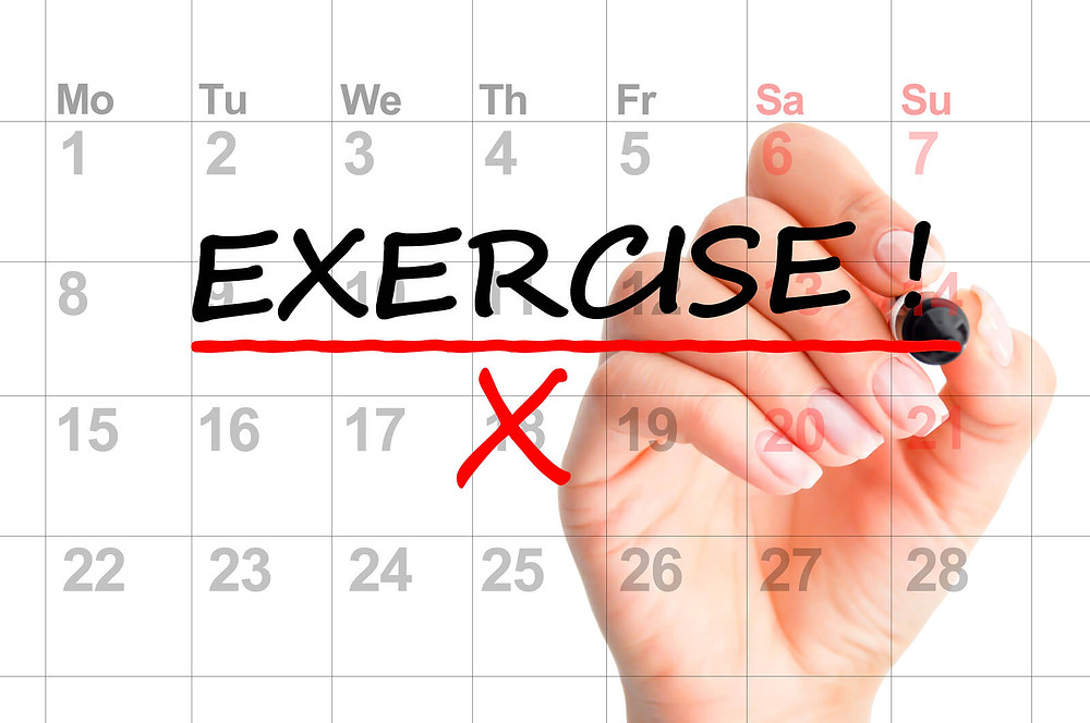 Exercise Tip