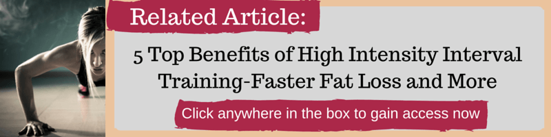 5 Top Benefits of HIIT-Faster Fat Loss and More - Kellie Olver
