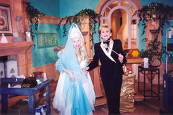 Kellie Olver and Marilyn Miglin
