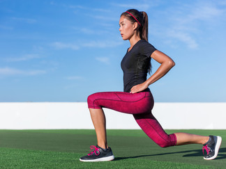 Lunge Into New Year's With Easy Exercises*