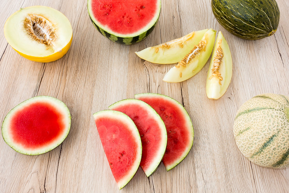 Fast Fix # 209: Fruit of the Summer | Melon Facts and Benefits