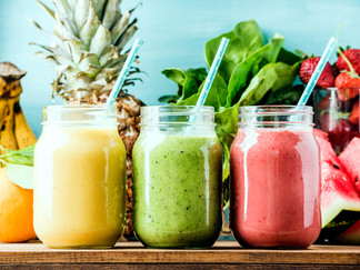 5 Super Smoothie Recipes