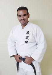 Judo-BJJ Instructor
