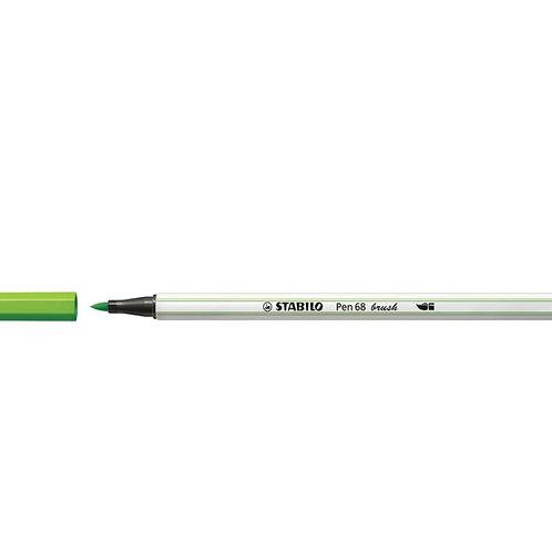STABILO Pen 68 Brush einzeln