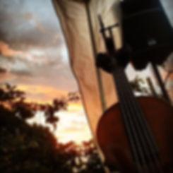 midlands session musician wedding violinist fiddle player scored improv