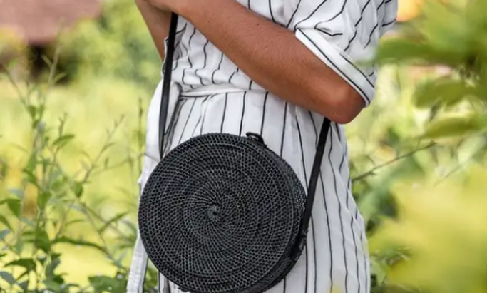 summer goth bag