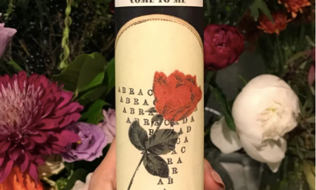 come to me intention candle