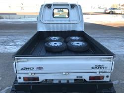 1999 Suzuki Carry w/Camso Tracks