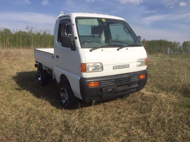 1998 Suzuki Carry