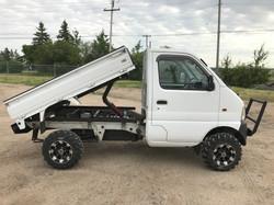 1999 Suzuki Carry Mini Truck Dump