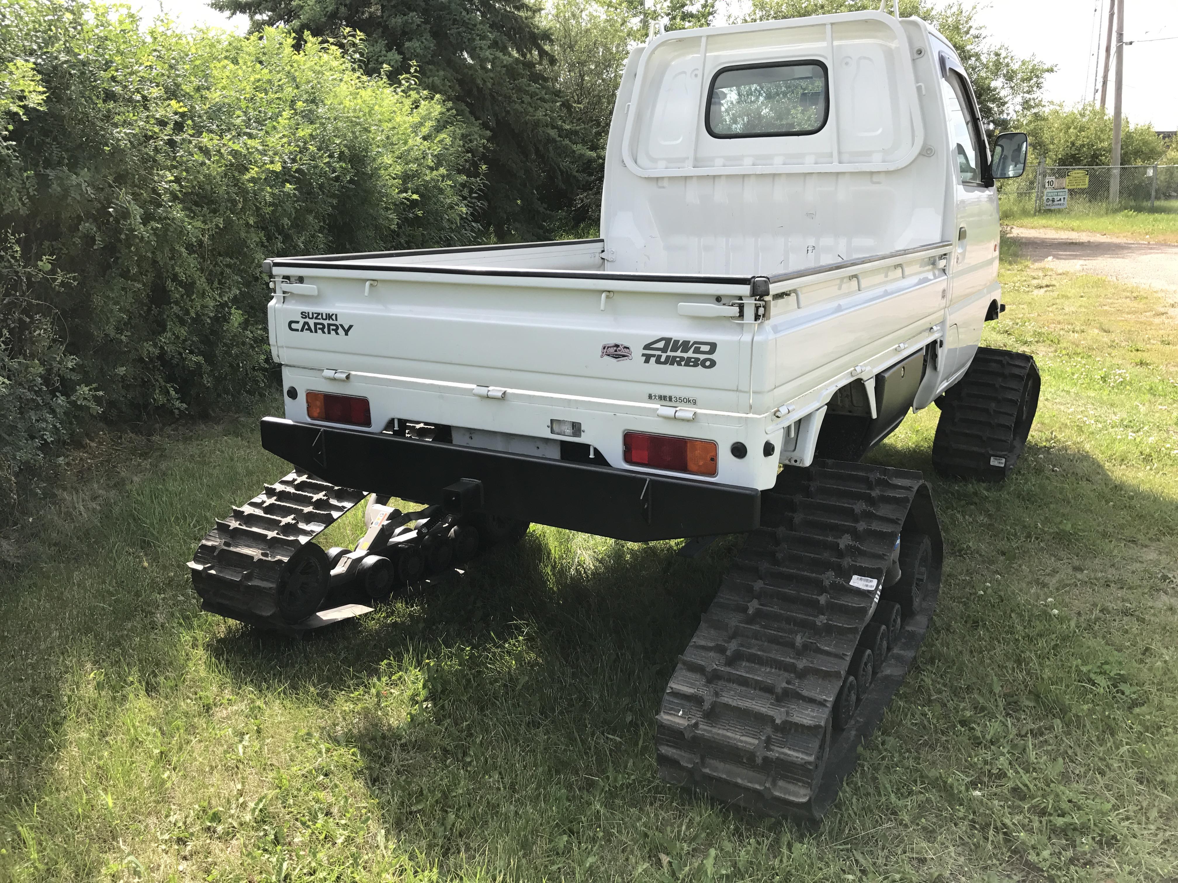 1999 Suzuki Carry w/ Gen 1 Bumper