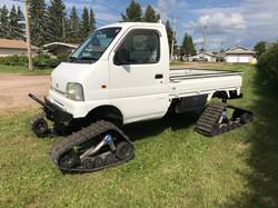 1999 Suzuki Carry w/ Gen 2 Bumper