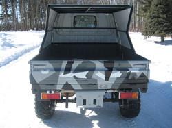 99' Suzuki Carry Dump w/Custom Pain
