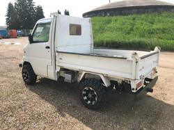 2000 Mitsubishi Minicab Dump