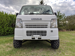 2002 Suzuki Carry DA63T Mini Truck